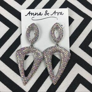 •Anna & Ava• teardrop earrings
